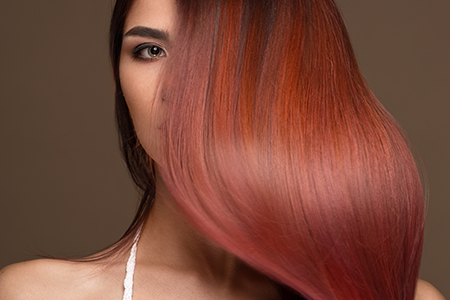 hair colouring in edinburgh hairdressing service