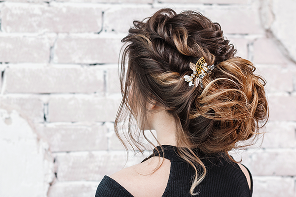 hair styles special occasions