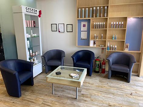 hairdressers Barnton Edinburgh