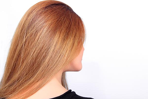 hair correction at raymond edinburgh hairdressers
