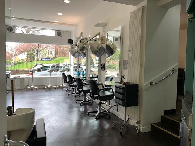the morningside hairdressing salon