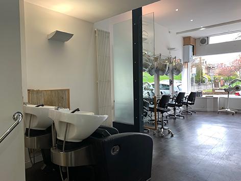 hairdressers in morningside