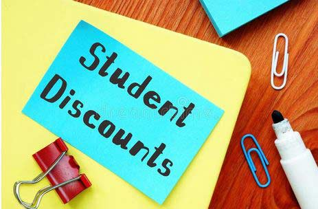 student hairdressing discount