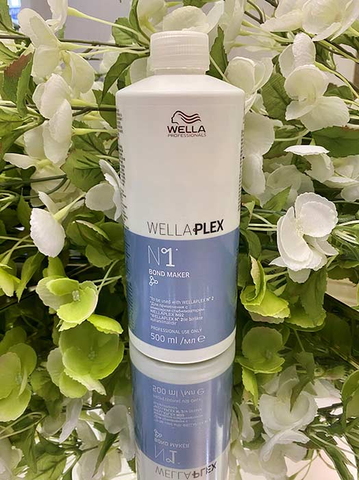 wellaplex products for hair